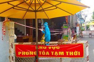 Thêm 5 ca nhiễm SARS-CoV-2 tại dãy nhà trọ tại quận Tân Bình, TP Hồ Chí Minh