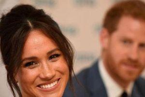 Vợ chồng Hoàng tử Harry đặt tên con theo tên Nữ hoàng và Công nương Diana