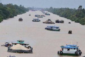 Hơn 1.300 tỷ đồng gỡ 'nút thắt' tuyến đường thủy kênh Chợ Gạo