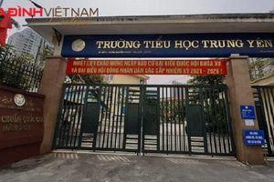 Trường Tiểu học Trung Yên - Hà Nội thu phí sai quy định: Loay hoay khắc phục sai phạm