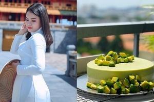 9X xinh đẹp bật mí cách làm bánh mousse bơ mềm mịn đơn giản mà không cần lò nướng