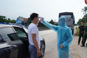 Quảng Bình tăng kiểm dịch tại địa bàn giáp ranh với Hà Tĩnh