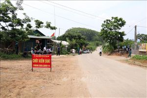 Sơn La chấm dứt hoạt động vùng cách ly y tế đối với xóm Mỏ Đồng