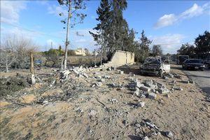 IS tấn công trạm kiểm soát an ninh tại Libya khiến 7 người thương vong
