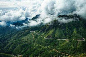 Pha Đin - con đèo đẹp hàng đầu Việt Nam