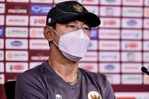 HLV Shin Tae Yong bất ngờ thừa nhận khó vượt qua Việt Nam
