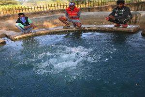 Hồ nước bí ẩn ở Ấn Độ, cứ vỗ tay là lại sôi sùng sục