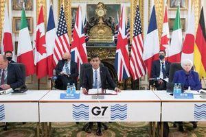 Thỏa thuận thuế G7 là 'điểm khởi đầu' trên con đường cải cách toàn cầu