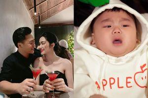 Chưa tổ chức đám cưới với bạn trai doanh nhân, Hòa Minzy lại chia sẻ câu chuyện sắp sinh con thứ 2