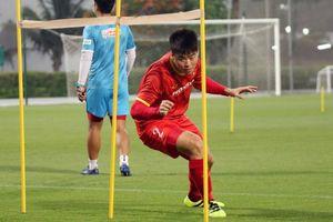 HLV Park Hang Seo chốt danh sách 23 tuyển thủ Việt Nam đấu Indonesia