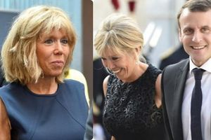 Phu nhân Tổng thống Pháp U70 vẫn nổi bật nhờ cách búi tóc đơn giản này