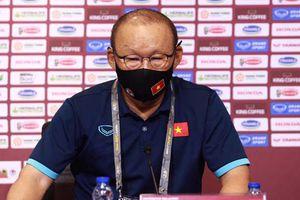 HLV Park Hang Seo: 'Ngày mai chúng tôi sẽ gặp Indonesia, họ đã thay đổi nhiều'