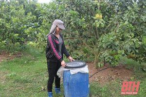 Khuyến khích sử dụng chế phẩm sinh học trong nông nghiệp