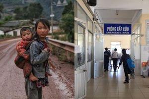 Xót xa chị 7 tuổi bế em 1 tuổi vào bệnh viện: 'Mẹ cháu không còn, bố cháu bận lấy vợ'
