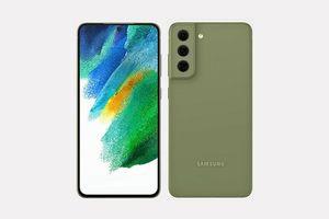 Samsung Galaxy S21 FE lộ diện