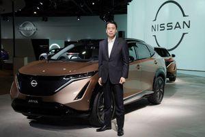 Nissan Ariya - Xe điện sắp về Việt Nam hoãn ra mắt vì thiếu chip