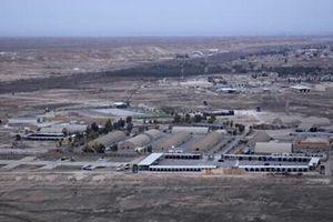Phòng không C-RAM bắn hạ 2 máy bay trên căn cứ Iraq có lính Mỹ
