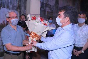 Gỡ phong tỏa tại ngõ 10 Phan Chu Trinh (Hải Phòng) liên quan ca mắc COVID-19
