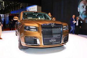 Limousine của Nga - Aurus Senat chính thức đi vào sản xuất