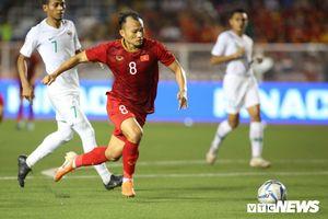 Chốt danh sách tuyển Việt Nam đấu Indonesia: Trọng Hoàng, Đình Trọng vắng mặt