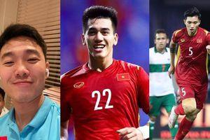 Các cầu thủ đội tuyển Việt Nam đăng gì lên Facebook sau khi chiến thắng rực rỡ Indonesia?