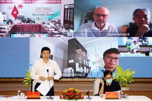 Xây dựng thành phố Hồng Ngự thành đô thị hậu cần, hạt nhân vùng kinh tế cửa khẩu