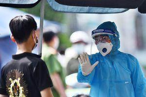 'Nhiều địa phương lo đến mất bình tĩnh khi địa bàn lân cận có dịch'