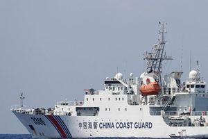 Malaysia tố tàu hải cảnh Trung Quốc xâm nhập trái phép