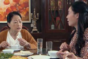 'Hương vị tình thân' tập 37: Nhỡ mồm nói cưới chạy, bà Xuân bị mẹ chồng mắng té tát