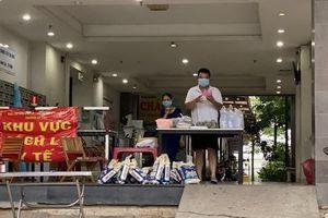 Mở rộng xét nghiệm khẩn 12.000 cư dân 14 tòa nhà chung cư Ehome3 - Tây Sài Gòn