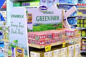 Sản phẩm sữa nội có chất lượng đạt tiêu chuẩn khắt khe của quốc tế