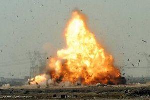 Video các vị trí của Thổ Nhĩ Kỳ tại Syria bị Krasnopol 'cày xới'