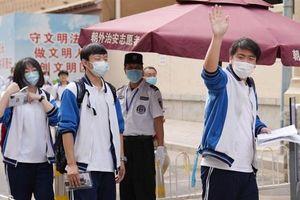Trung Quốc thực hiện an toàn phòng dịch cho kỳ thi tuyển sinh đại học thế nào?