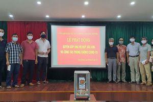 Tổng Lãnh sự quán và cộng đồng người Việt ở Tây Nam Campuchia quyên góp ủng hộ phòng chống dịch Covid-19