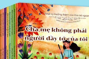 Phạt hơn 100 triệu đồng quanh cuốn 'Nhật ký trưởng thành của đứa trẻ ngoan'