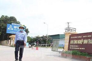 Bắc Giang thành lập tổ giám sát phòng dịch trong khu công nghiệp