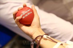 Lùi thời gian tổ chức các hoạt động tôn vinh người hiến máu tiêu biểu toàn quốc