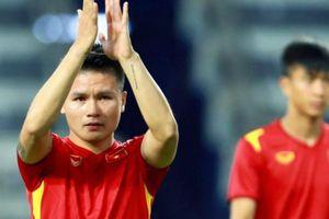 Tấm thẻ tai hại khiến tuyển Việt Nam mất 'ngòi nổ' trước trận gặp Malaysia