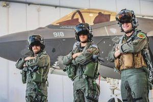 Không quân Israel đưa máy bay F-35 đến tận Italy tập trận đánh Iran