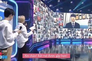 Đức Phúc nói tiếng Anh thế nào khi lên truyền hình Hàn Quốc?