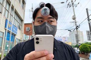 Nhà thiết kế Hàn Quốc tạo ra 'Con mắt thứ ba' dành cho những 'con nghiện' điện thoại