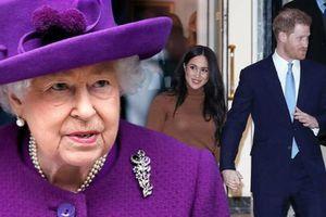 Nữ hoàng 'cực kỳ không vui' trước cách đặt tên 'độc' cho con của Harry - Meghan