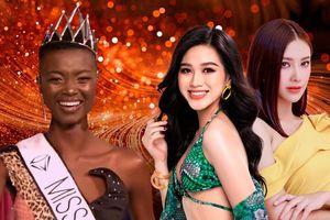 Diện mạo ấn tượng của Hoa hậu Namibia: Đỗ Hà hay Kim Duyên sẽ giáp mặt với chiến binh sừng sỏ này?