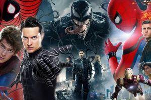 Sony Pictures đang xây dựng nên Vũ trụ Marvel của riêng họ?
