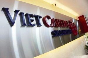 VCSC chốt ngày chia cổ phiếu thưởng tỷ lệ 100%, nâng vốn lên 3.330 tỷ đồng