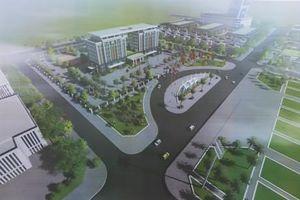 Phê duyệt kết quả thi tuyển phương án kiến trúc công trình trụ sở làm việc của các cơ quan TP Sầm Sơn