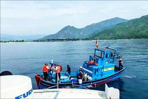 Tăng cường xử lý tàu cá ngoài tỉnh khai thác trái phép