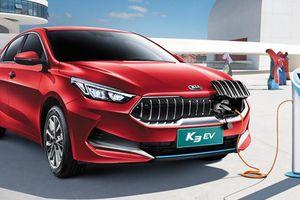 Kia Cerato 2022 chạy điện hoàn toàn ra mắt tại Trung Quốc