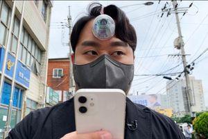 Nhà thiết kế Hàn Quốc tạo ra 'con mắt thứ ba' cho 'thây ma smartphone'