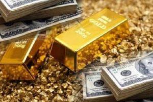 Vàng tăng mạnh trở lại khi USD giảm